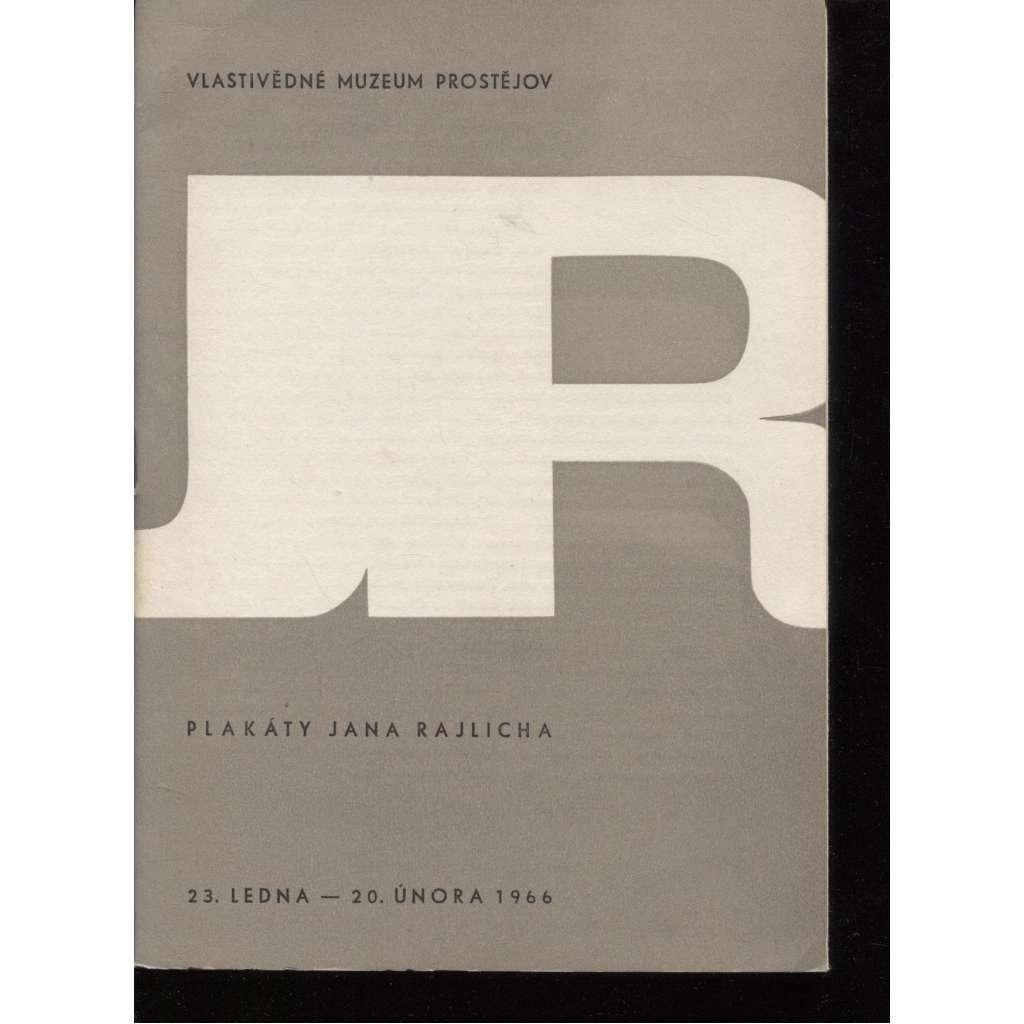Plakáty Jana Rajlicha (Jan Railich)