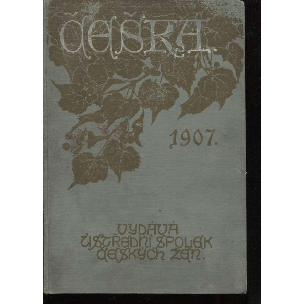Češka (Vydává Ústřední spolek českých žen 1907)