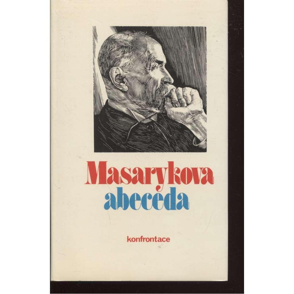 Masarykova abeceda (exil, Konfrontace)