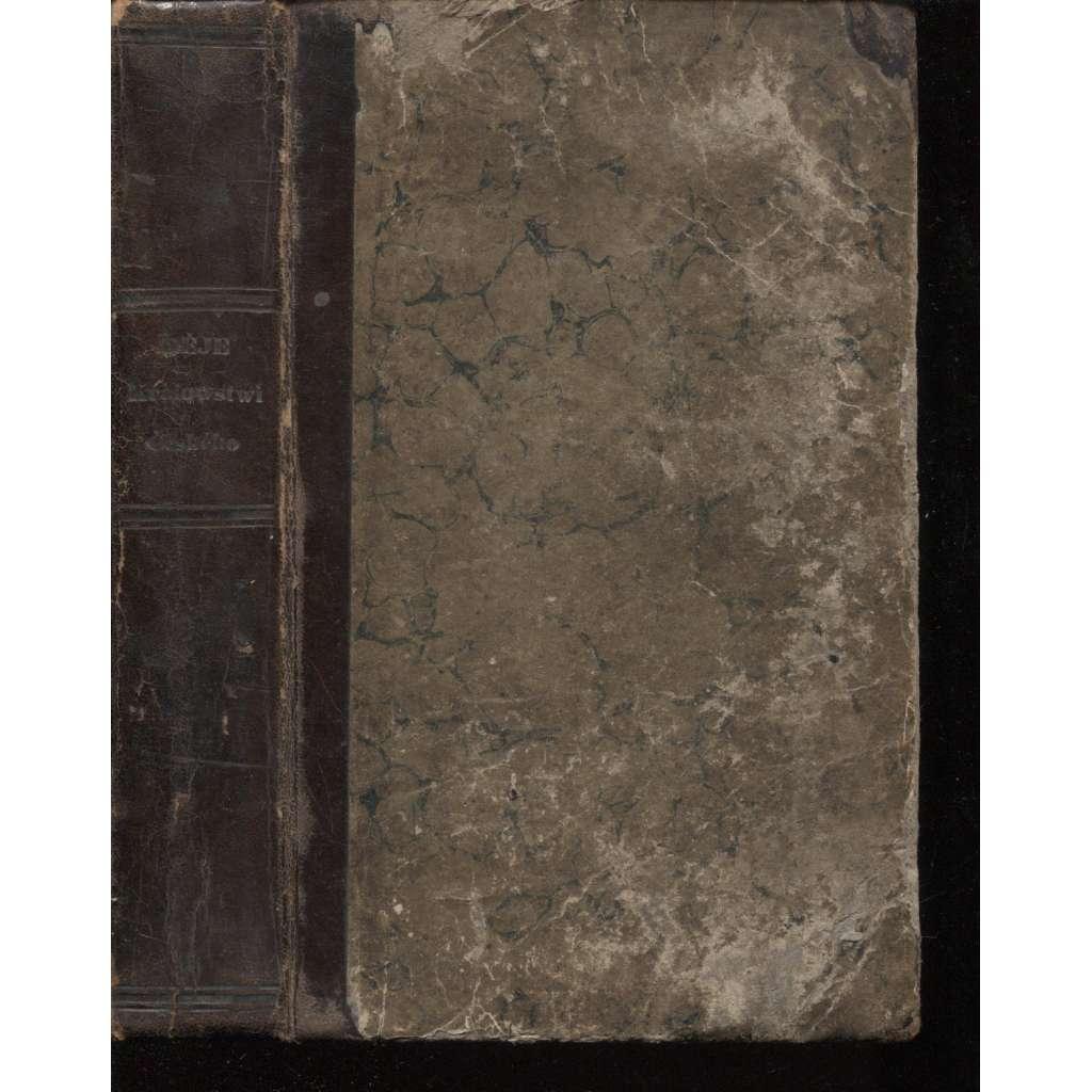 Děje králowstwí českého (Děje království českého, vazba kůže, 1850)