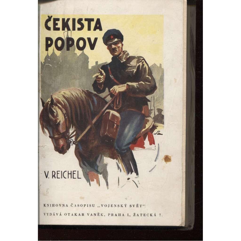Čekista Popov. Povídky z bývalého Ruska i z SSSR