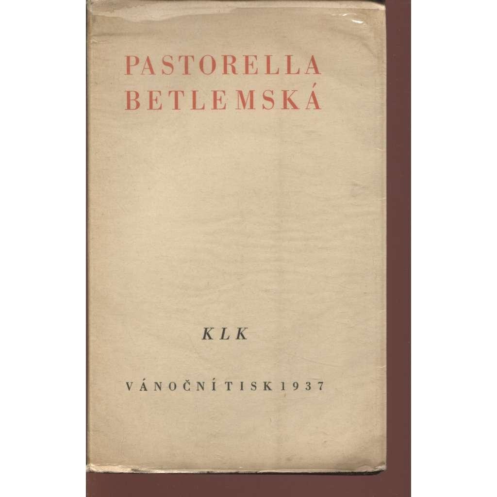Pastorella betlemská