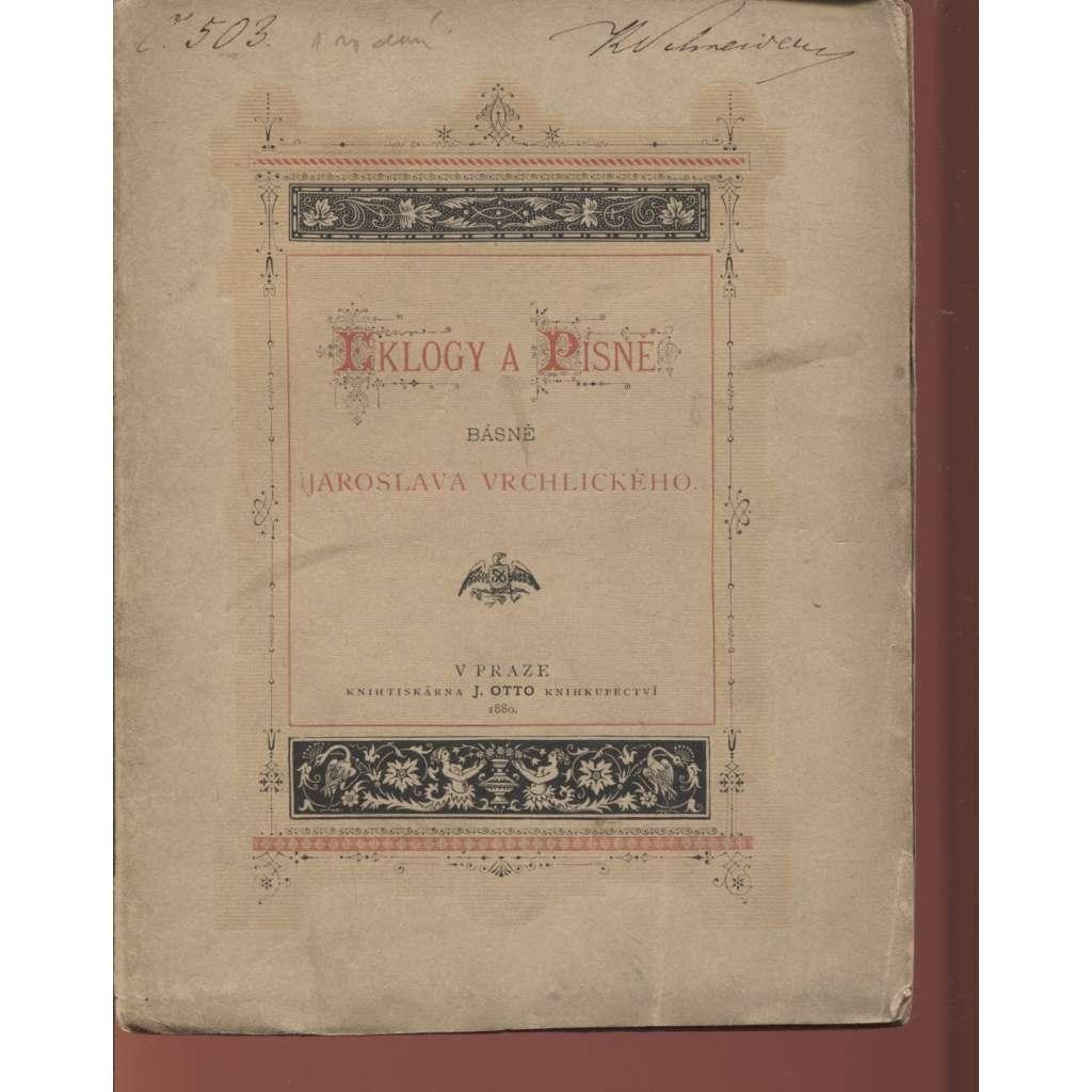 Eklogy a Písně. Básně (1880)