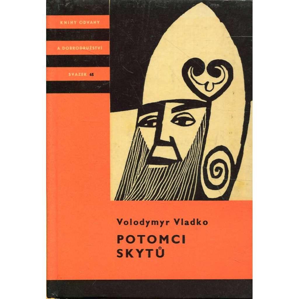 Potomci Skytů (KOD, sv. 65)