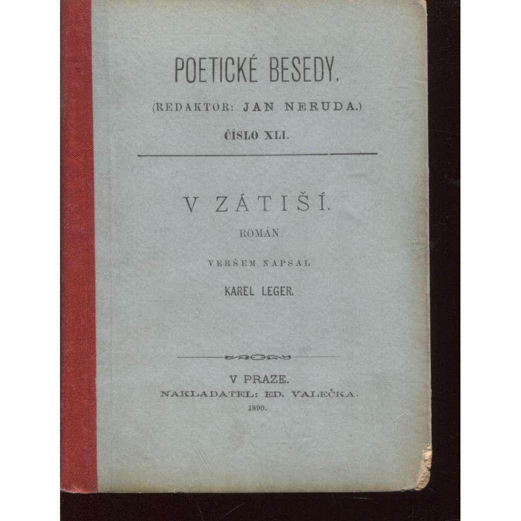 V zátiší (Poetické besedy č. XLI.) 1890