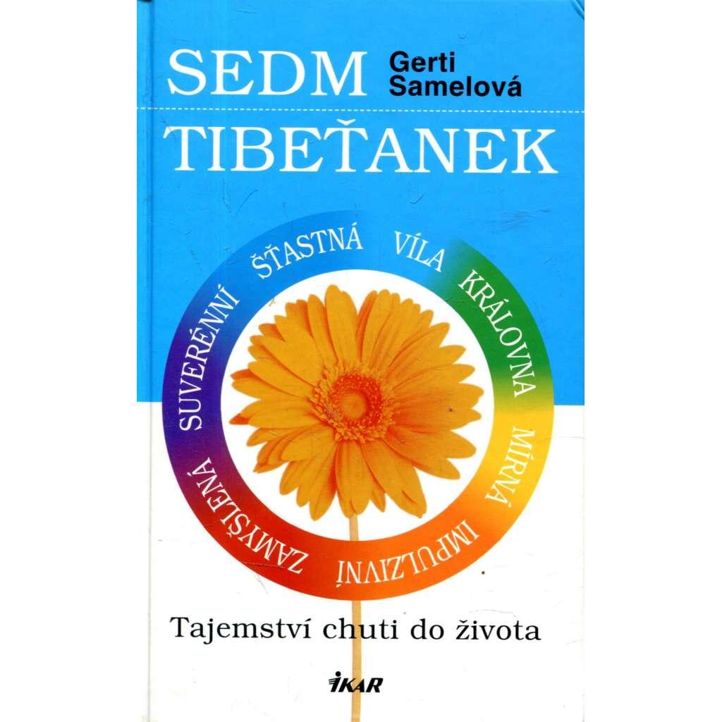 Sedm tibeťanek