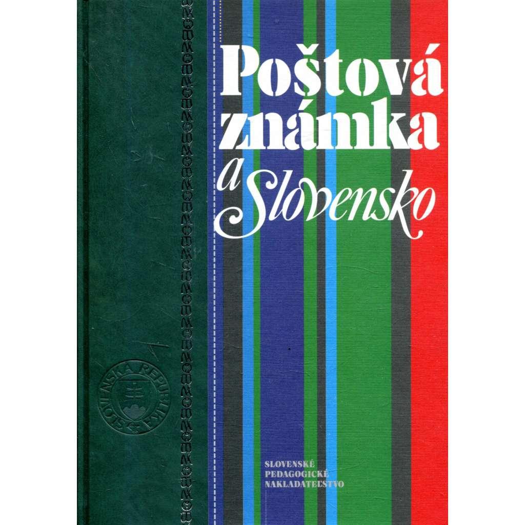 Poštová známka a Slovensko