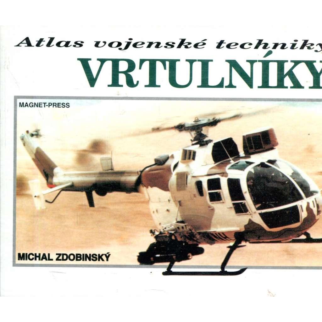 Atlas vojenské techniky - vrtulníky