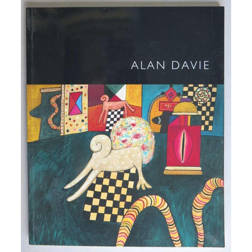 Alan Davie. Work in The Scottish National Gallery of Modern Art