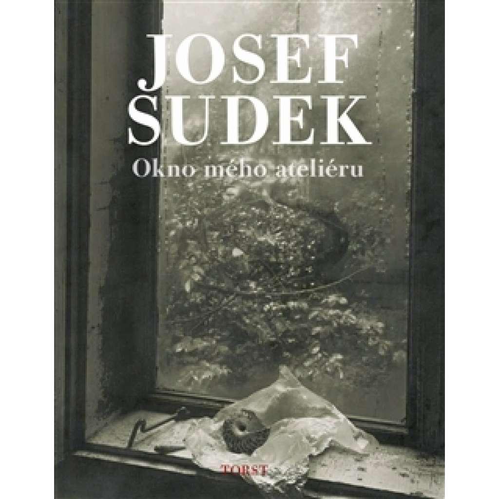 Josef Sudek - Okno mého ateliéru