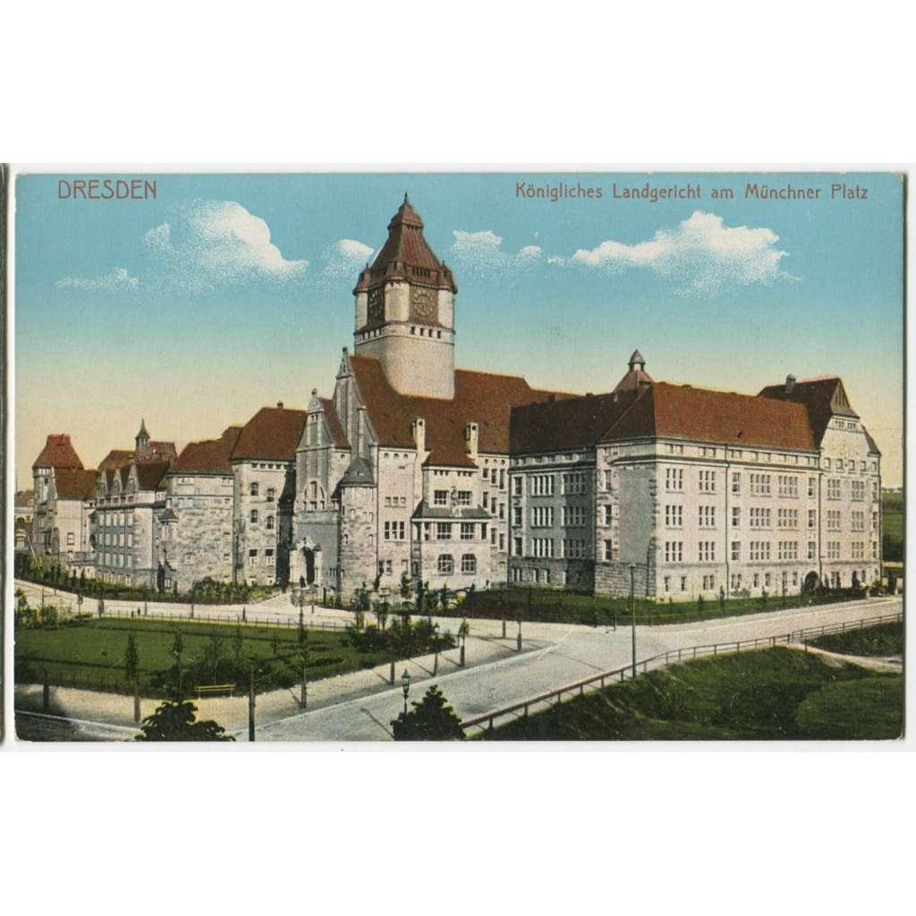 Dresden, Drážďany, Německo, Deutschland Germany