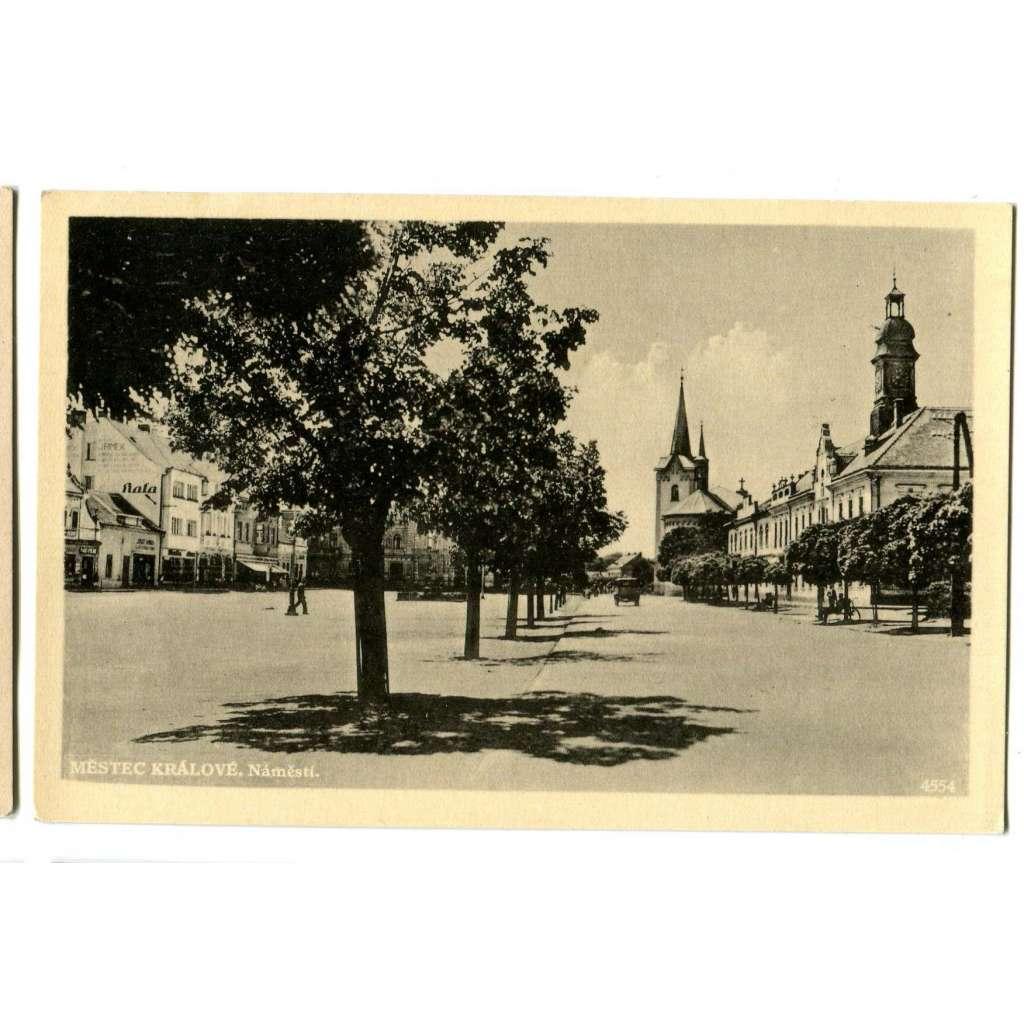 Městec Králové, Nymburk..
