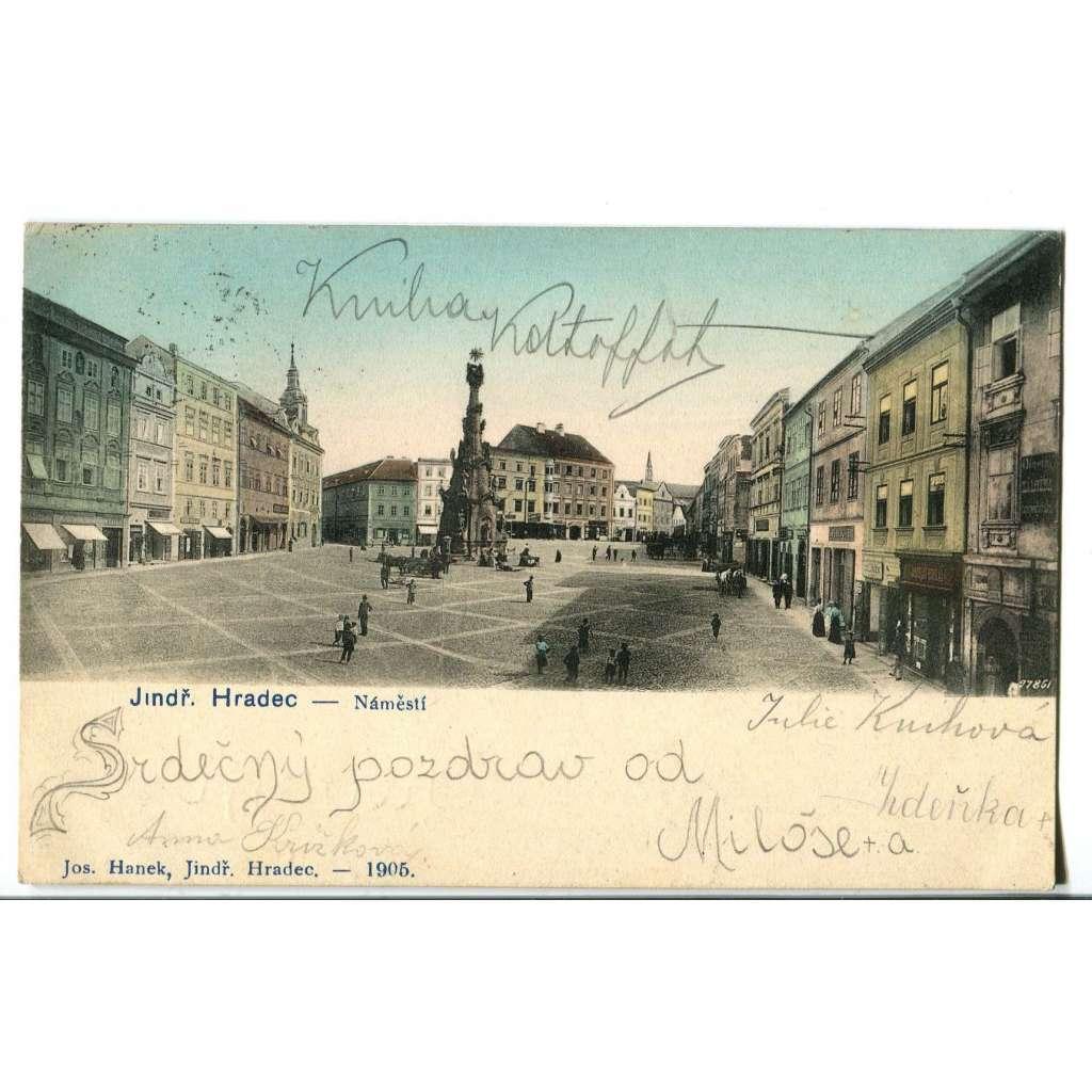 Jindřichův Hradec..