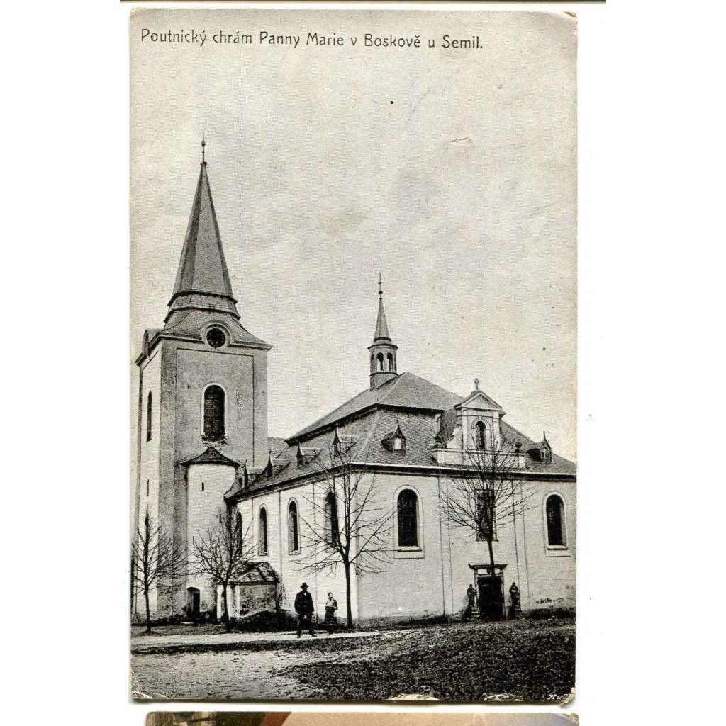 Boskov, Bozkov, Semily