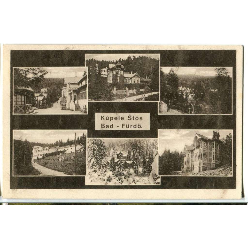 Štós-Kúpele, Košice-okolie