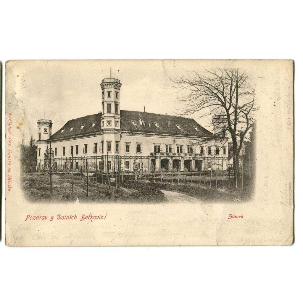 Dolní Beřkovice, Mělník