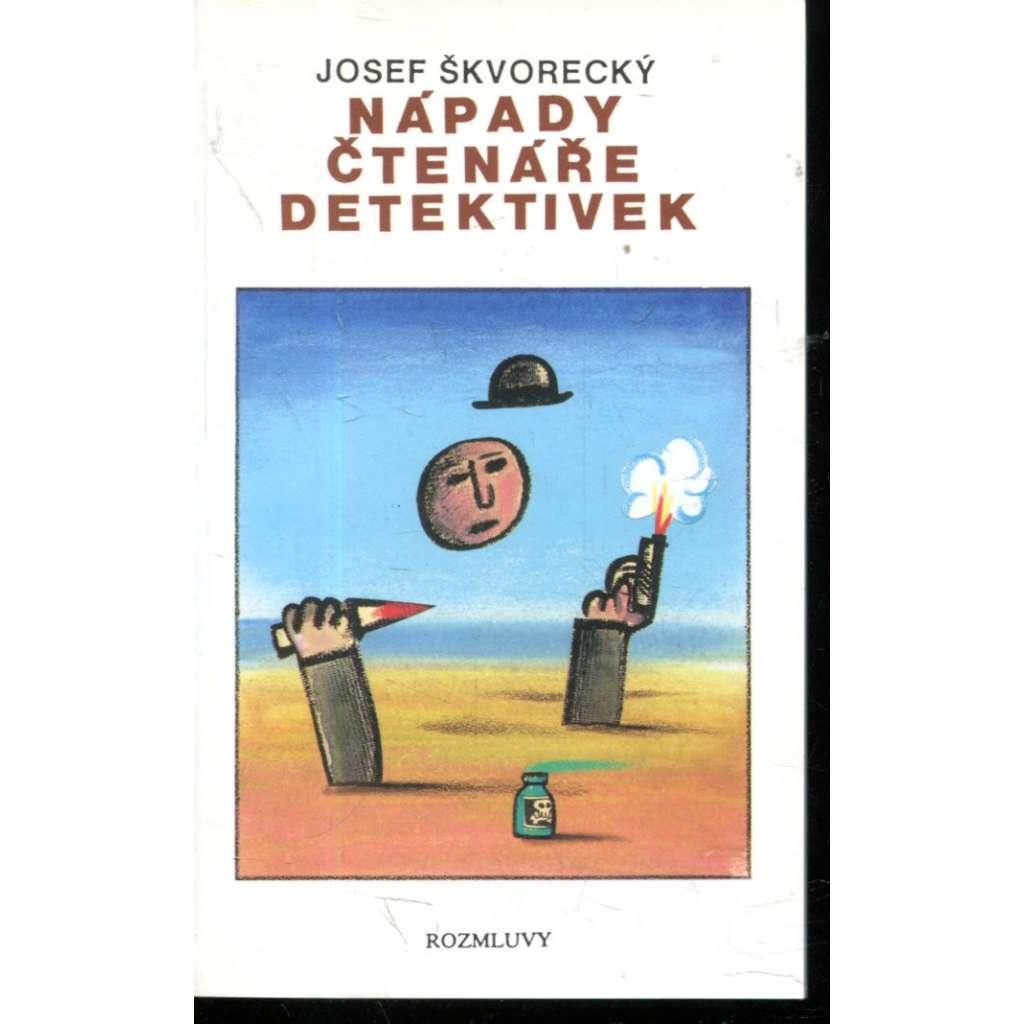 Nápady čtenářek detektivek (Rozmluvy, exilové vydání)