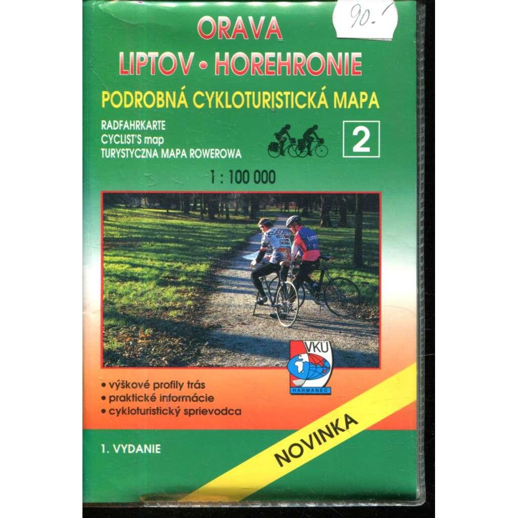 Orava - Liptov - Horehronie