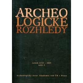 Archeologické rozhledy, roč. LVII - 2005, sešit 2