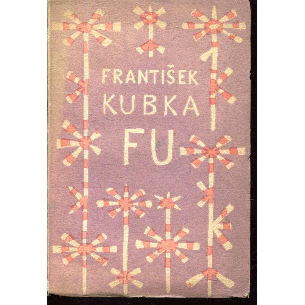 Fu (obálka Josef Čapek)