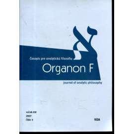 Organon F (Časopis pre analytickú filozofiu)