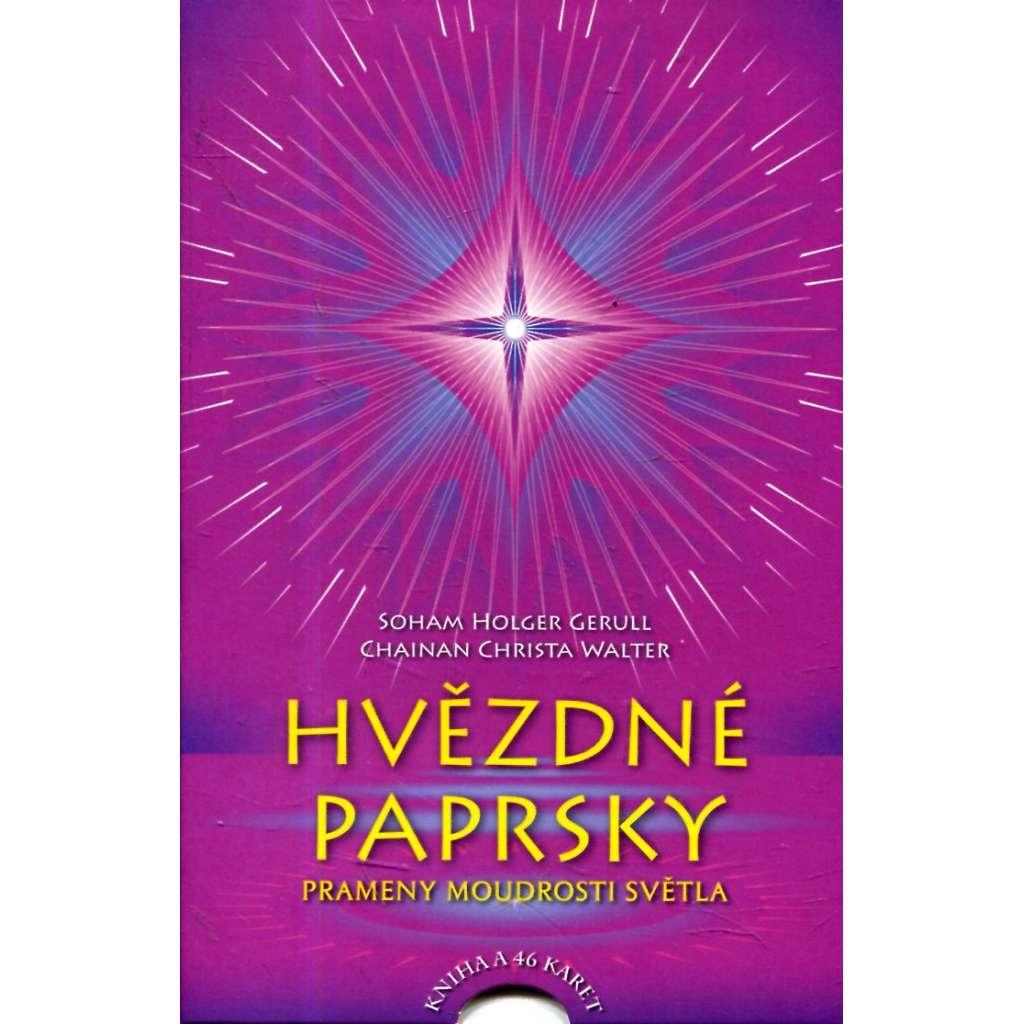 Hvězdné parsky (Kniha a 46 karet)