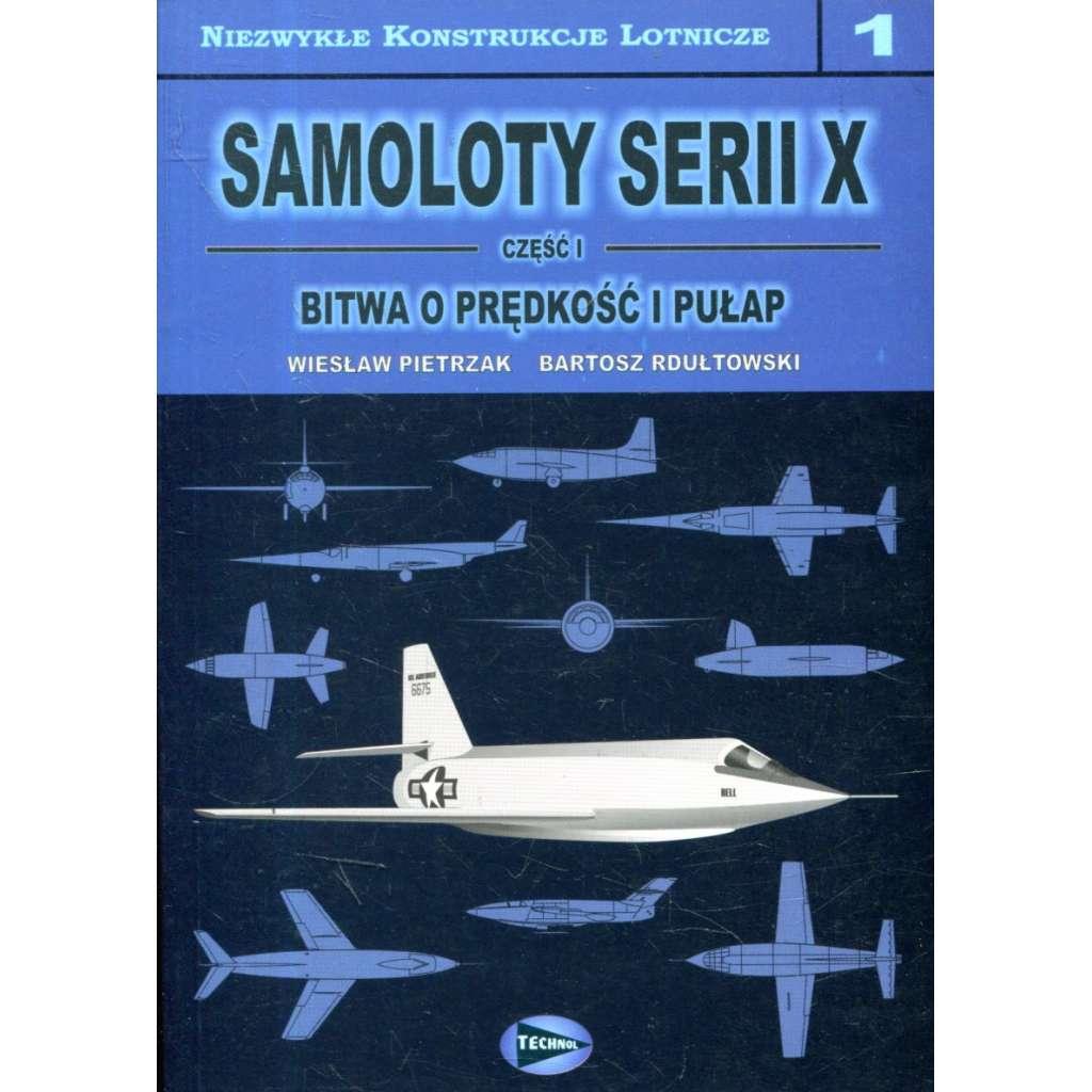 Samoloty Serii X. Bitwa o Preskość i Pulap  (letadlo, letectví)