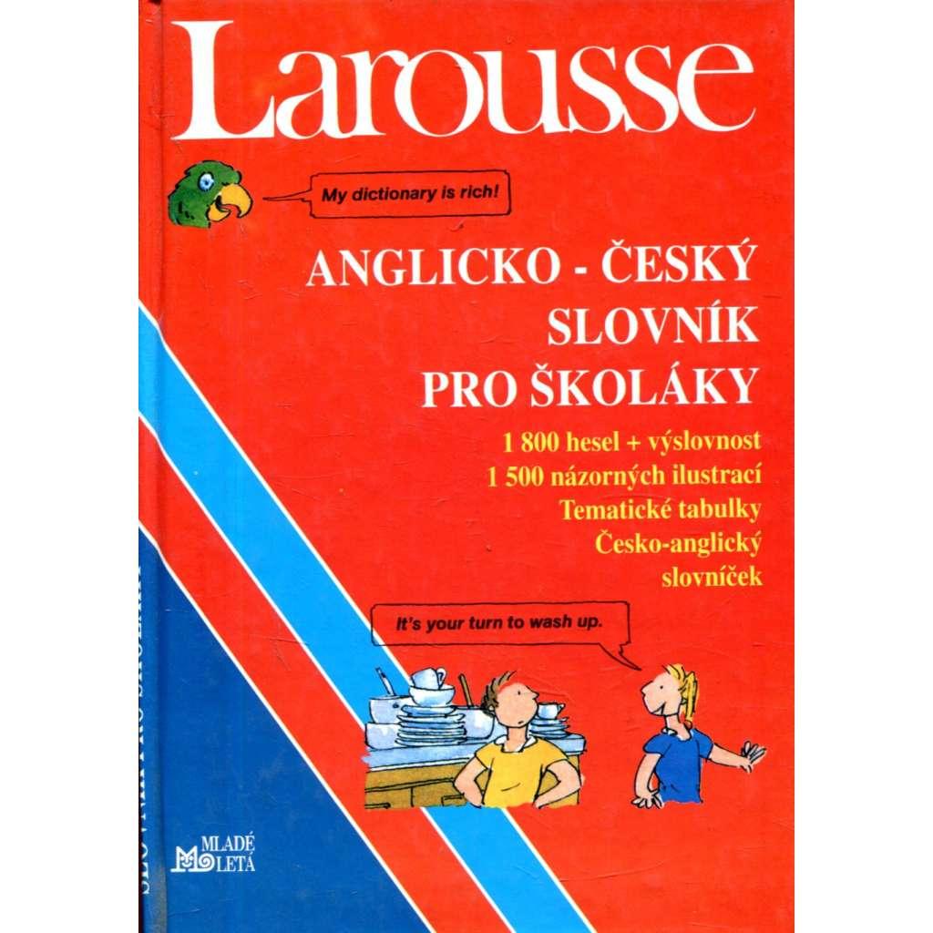 Anglicko-český slovník pro školáky