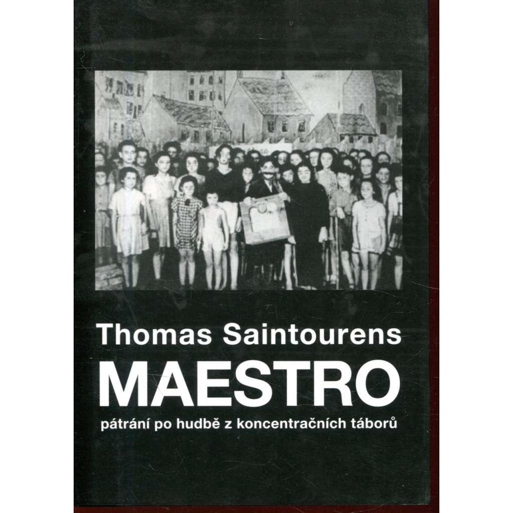 Maestro - pátrání po hudbě z koncentračních táborů