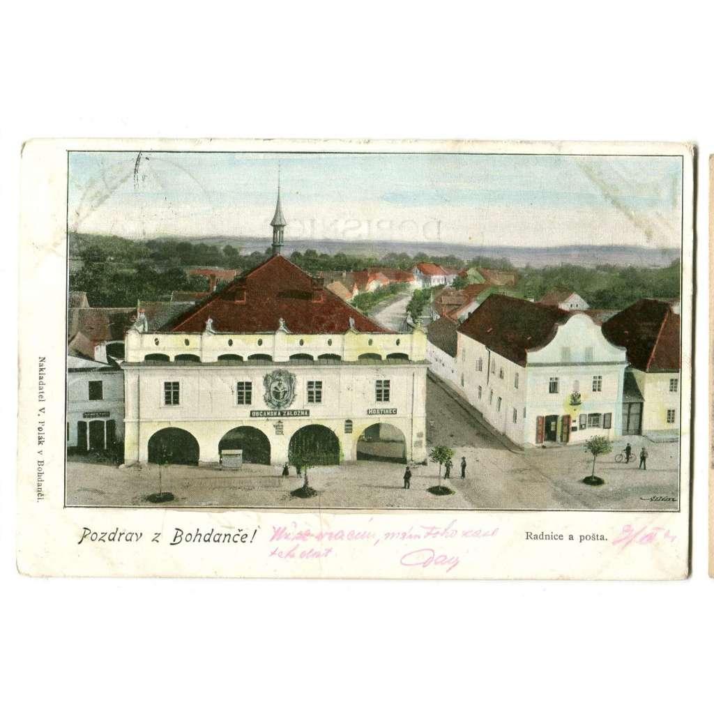Lázně Bohdaneč, Pardubice