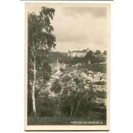 Vimperk, Prachatice