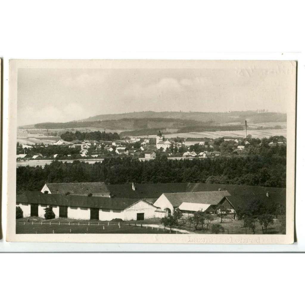 Lázně Bělohrad, Jičín.