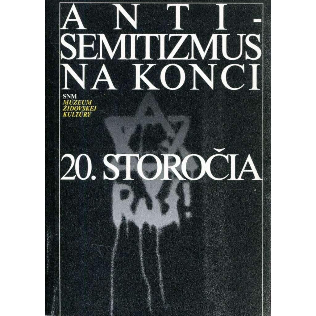 Antisemitizmus na konci 20. storočia
