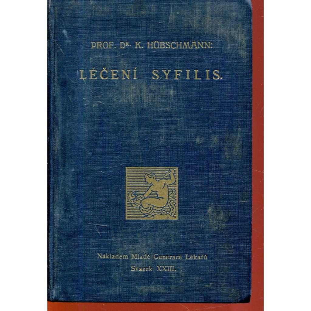 Léčení syfilis