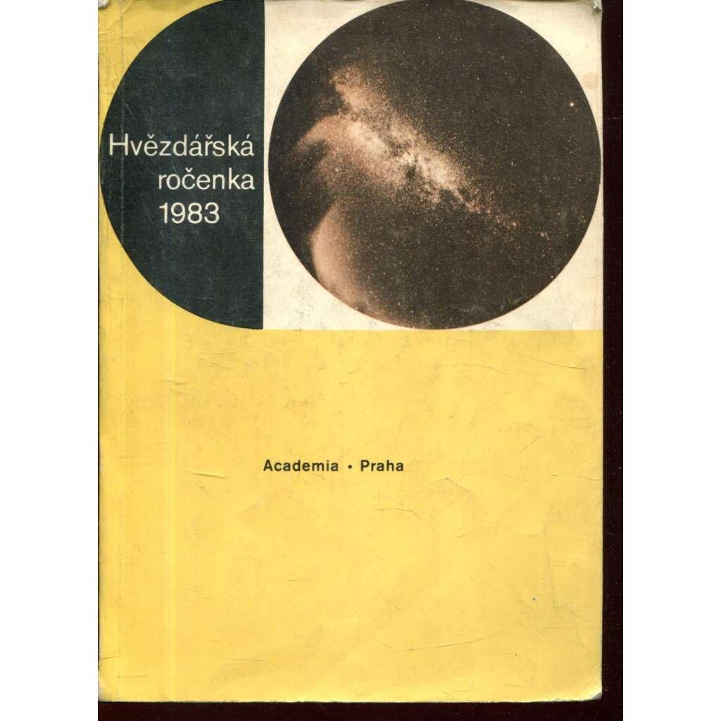Hvězdářská ročenka 1983, ročník 59