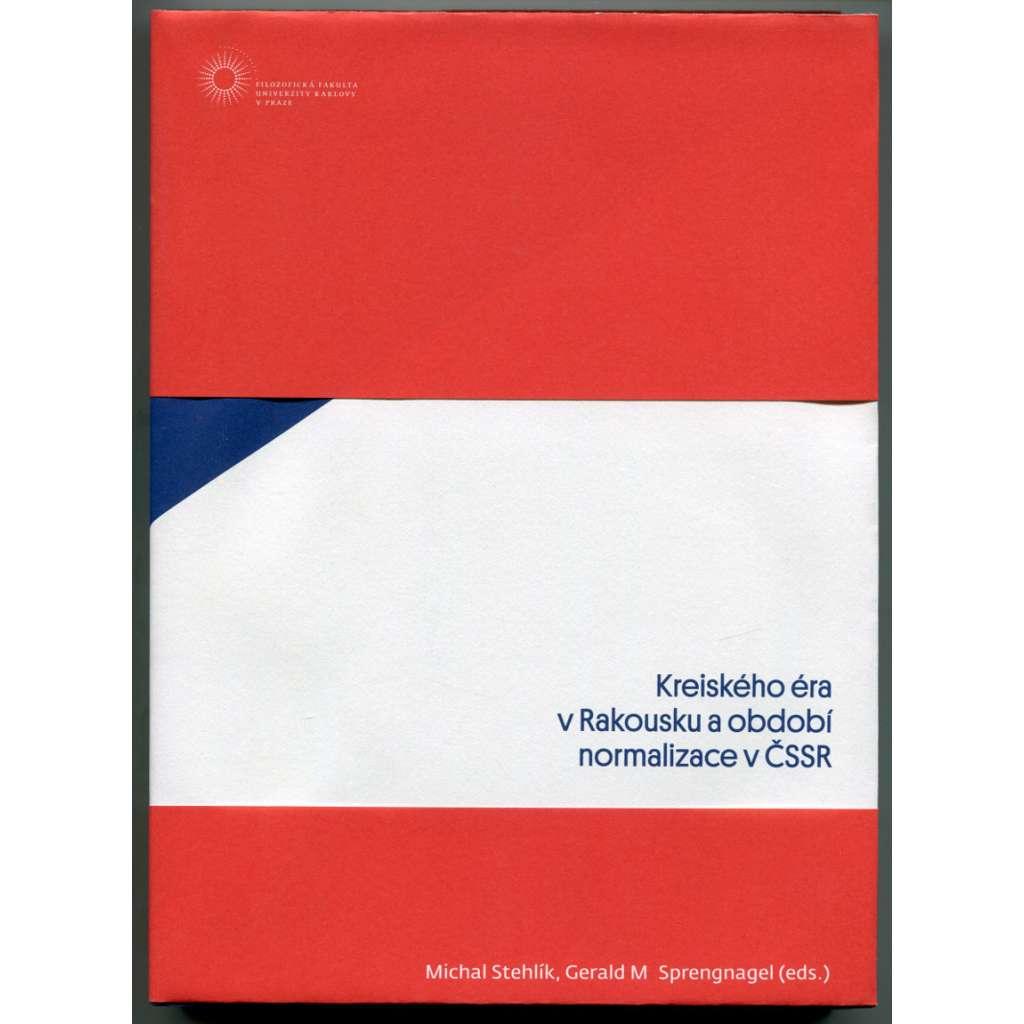 Kreiského éra v Rakousku a období normalizace v ČSSR
