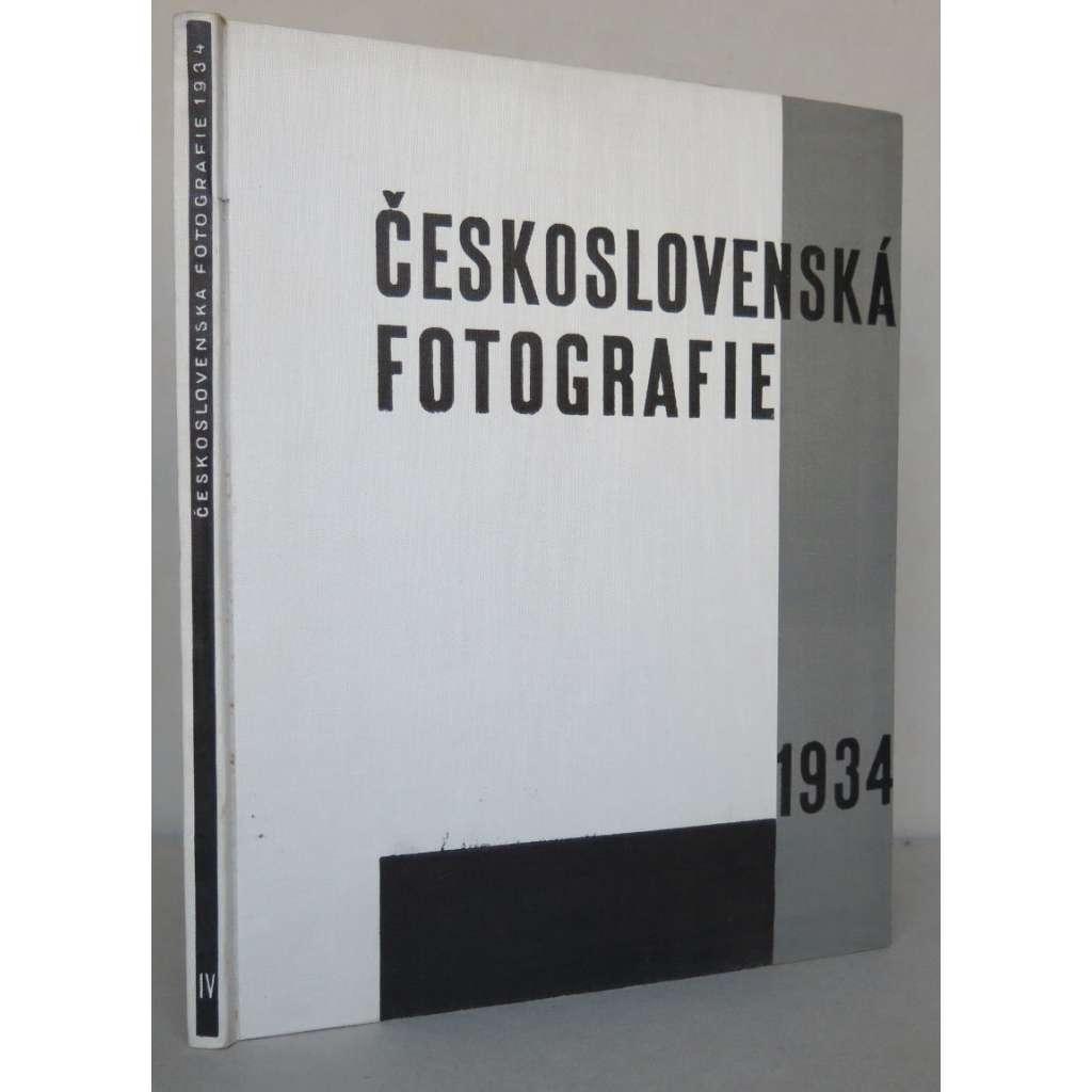 Československa fotografie IV 1934