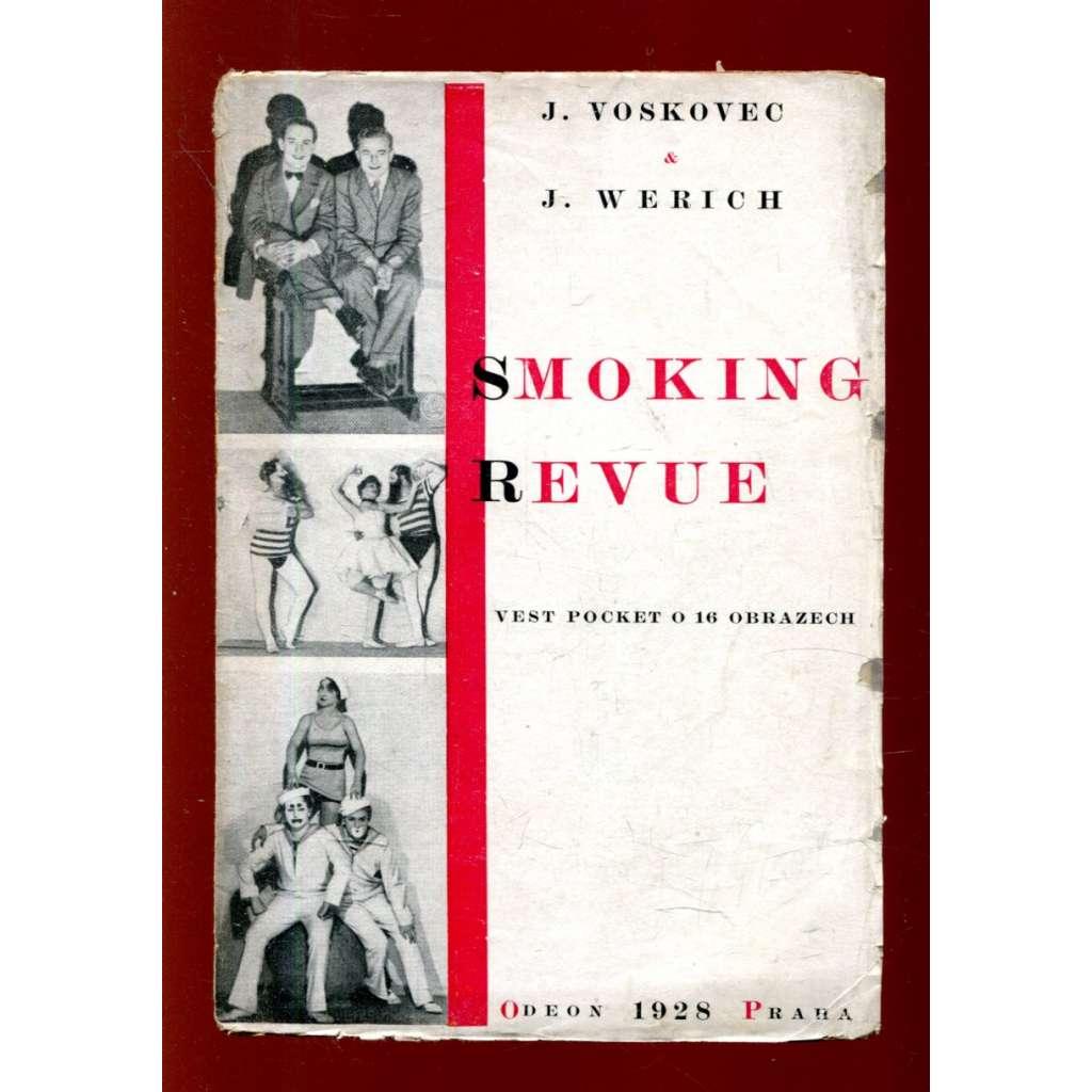 Smoking Revue. Vest-pocket o 16 obrazech