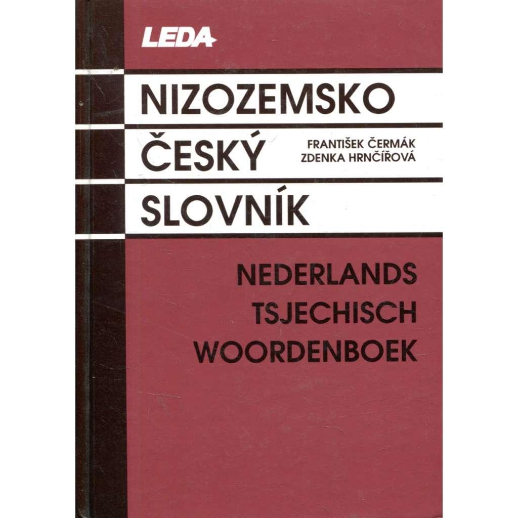 Nizozemsko-český slovník / Nederlands Tsjechisch Woordenboek