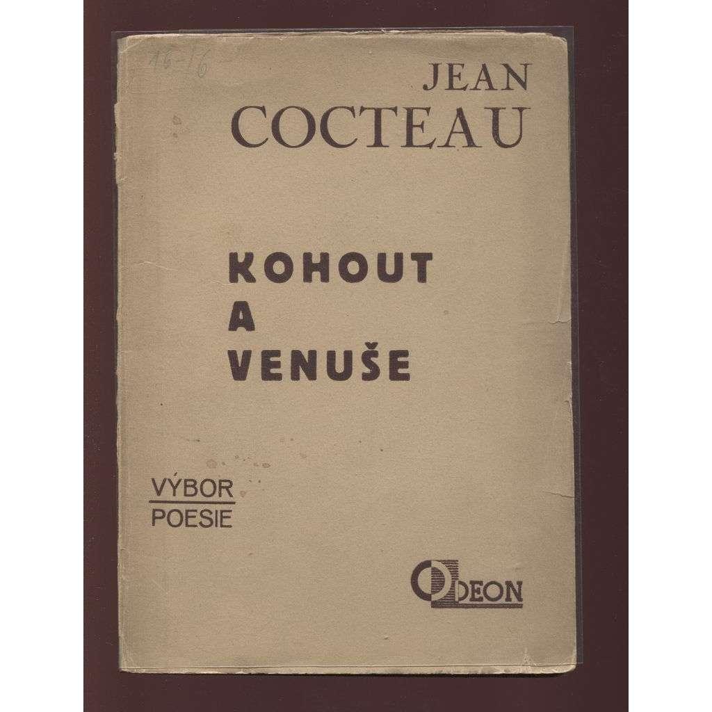 Kohout a Venuše (obálka Karel Teige)