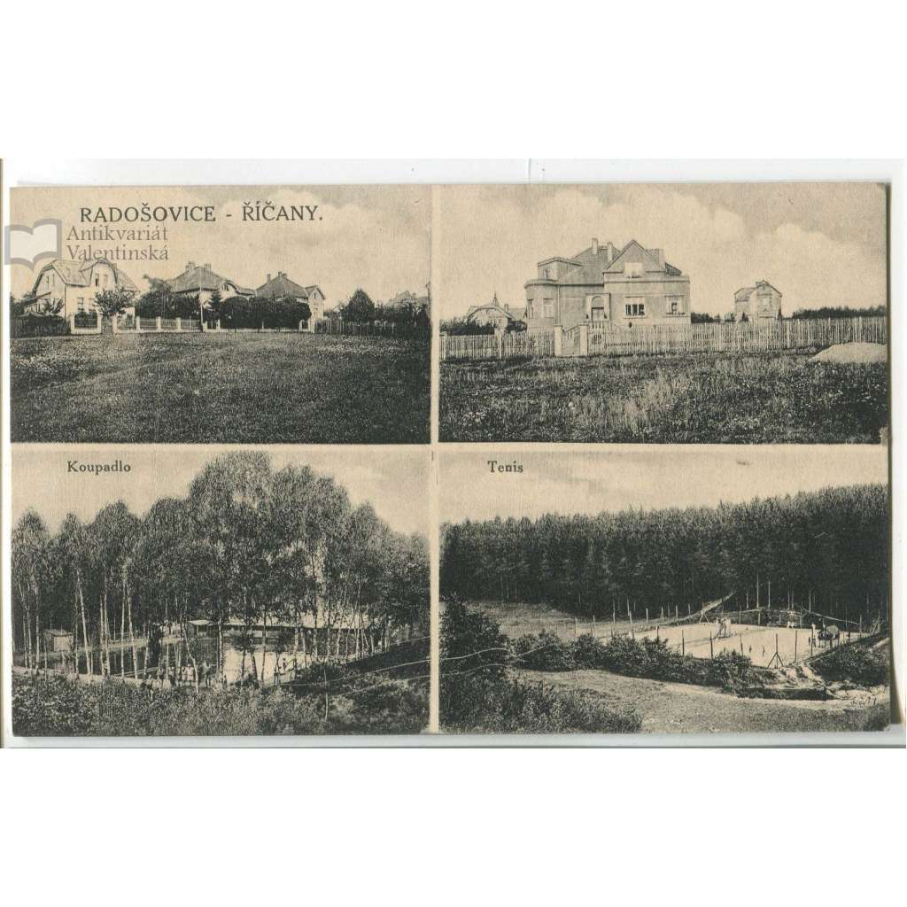 Radošovice, Říčany, Praha východ