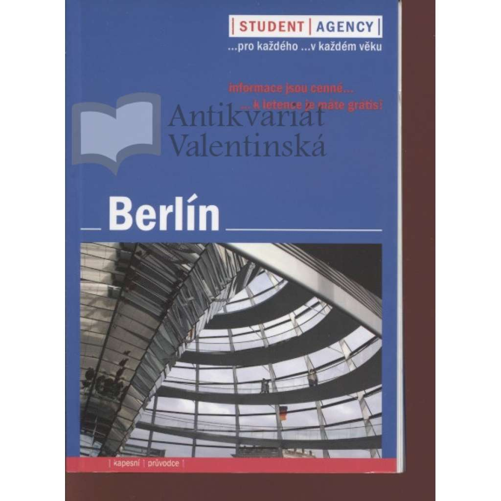 Berlín (kapesní průvodce)