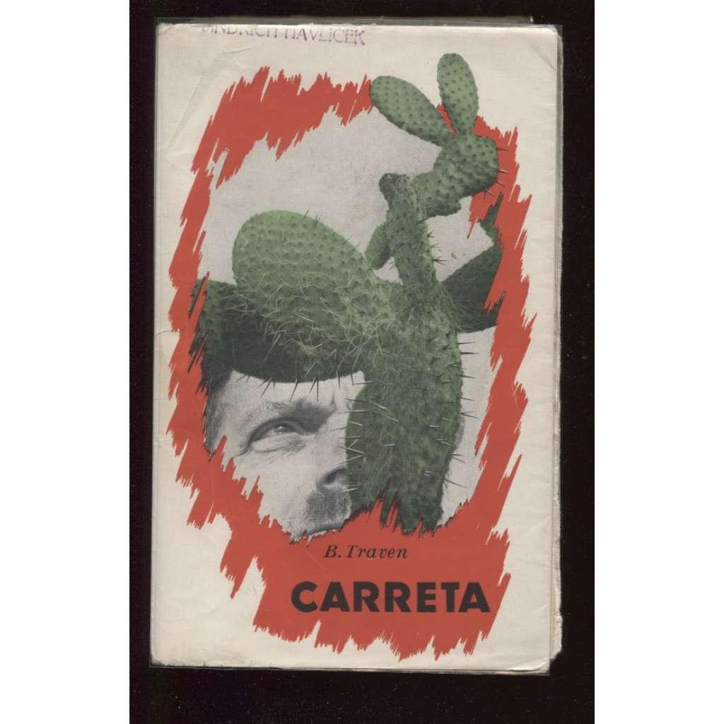 Carreta (obálka Z. Rossmann)
