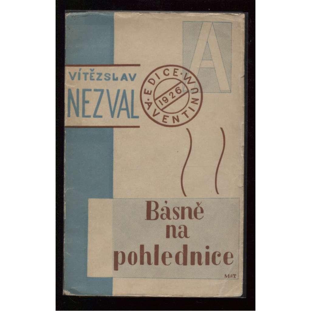 Básně na pohlednice (úprava Karel Teige, Otakar Mrkvička)