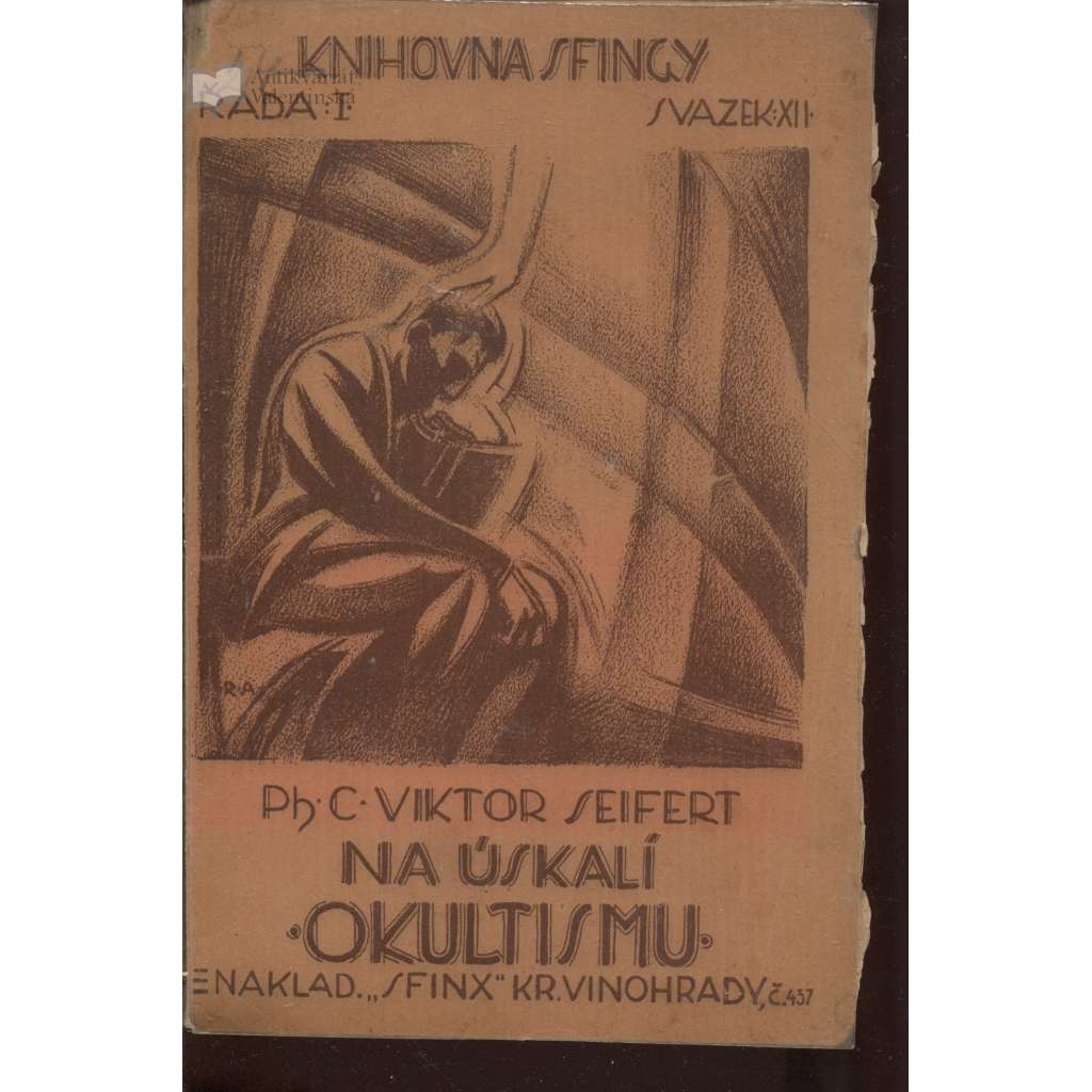 Na úskalí okultismu (Knihovna Sfingy)