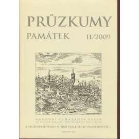 Průzkumy památek, roč. XVI. II/2009