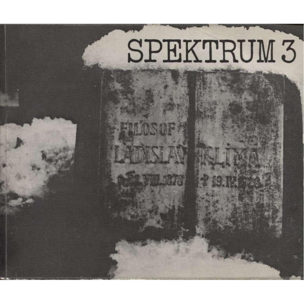 Spektrum 3 (Index, exilové vydání)