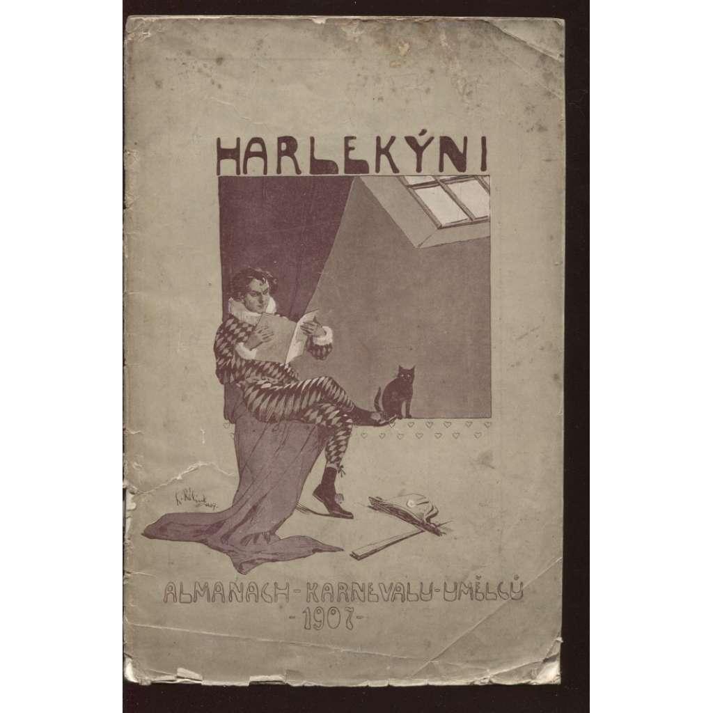 Harlekýni
