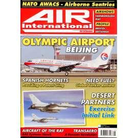 Air International 8/2008, Vol. 75, No. 2 (letectví, letadla)