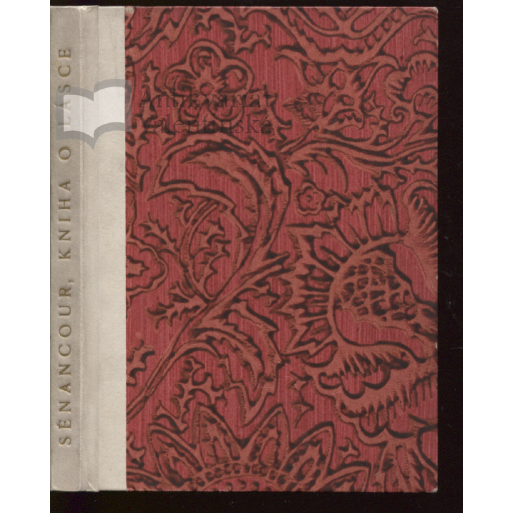 Kniha o lásce (ed. Moderní bibliotéka)